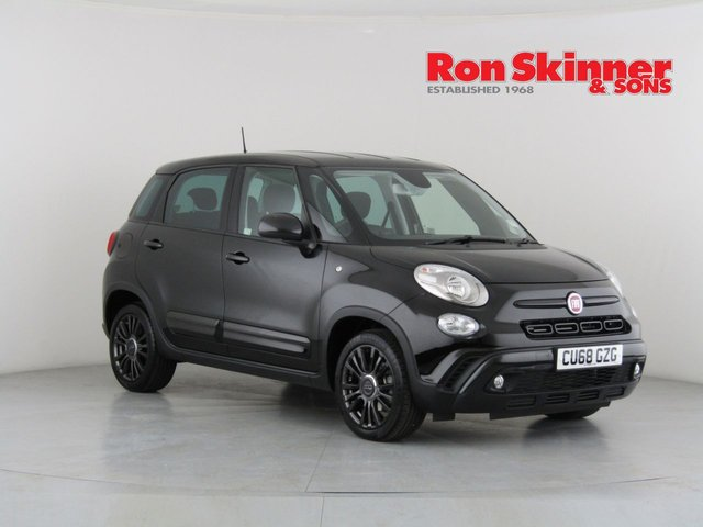 View our 2019 68 FIAT 500L 1.4 S-DESIGN 5d 94 BHP