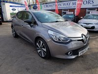 USED 2014 64 RENAULT CLIO 1.5 DYNAMIQUE S MEDIANAV ENERGY DCI S/S 5d 90 BHP 0%  FINANCE AVAILABLE ON THIS CAR PLEASE CALL 01204 393 181