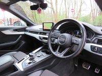 USED 2016 65 AUDI A4 2.0 TDI S LINE 4d AUTO 148 BHP