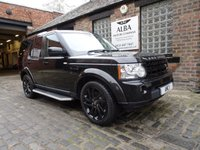2012 LAND ROVER DISCOVERY 3.0 4 SDV6 HSE 5d AUTO 255 BHP £19795.00