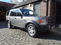 2008 LAND ROVER DISCOVERY 2.7 3 TDV6 GS 5d 188 BHP £10995.00