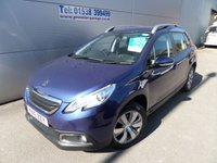 USED 2015 15 PEUGEOT 2008 1.4 HDI ACTIVE 5d 68 BHP 36000 MILES , AIR CON, DAB RADIO