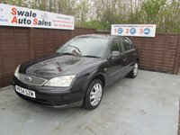 USED 2005 54 FORD MONDEO 1.8 MISTRAL 16V 5d 125 BHP SEE FINANCE LINK FOR OPTIONS
