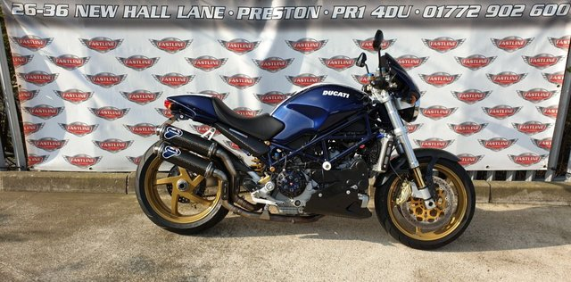 View our DUCATI S4