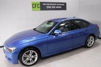 2014 BMW 3 SERIES 2.0 320D XDRIVE M SPORT 4d AUTO 181 BHP £15000.00