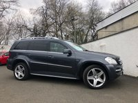 2010 MERCEDES-BENZ GL CLASS 3.0 GL350 CDI BLUEEFFICIENCY 5d AUTO 224 BHP £19995.00