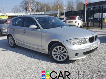 View our 2006 56 BMW 1 SERIES 1.6 116I ES 5d 114 BHP