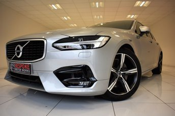 2017 VOLVO V90 2.0 D5 POWERPULSE R-DESIGN PRO AWD  £25250.00