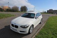 2012 BMW 1 SERIES 1.6 114I SE 3d 101 BHP £7495.00