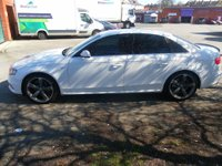 USED 2010 60 AUDI A4 2.0 TDI S LINE SPECIAL EDITION 4d 168 BHP