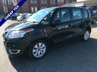 USED 2009 59 CITROEN C3 PICASSO 1.6 PICASSO VTR PLUS HDI 5d 90 BHP Great MPG