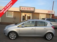 USED 2009 09 VAUXHALL CORSA 1.4 DESIGN 16V TWINPORT 5DR AUTOMATIC 90 BHP +++APRIL SALE NOW ON+++