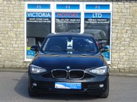 USED 2015 15 BMW 1 SERIES 2.0 118D SE [SAT NAV] Turbo Diesel 5 Dr