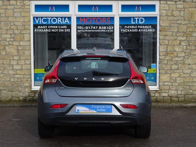 VOLVO V40 at Victoria Motors Ltd