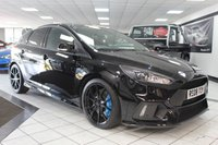 2016 FORD FOCUS 2.3 RS EcoBoost 4x4 350 BHP £26450.00