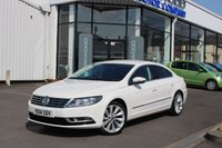 2014 VOLKSWAGEN CC 2.0 TDI BlueMotion Tech GT 4dr £11377.00