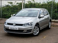 USED 2014 14 VOLKSWAGEN GOLF 1.6 SE TDI BLUEMOTION TECHNOLOGY 5d 103 BHP