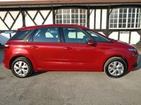 USED 2014 14 CITROEN C4 PICASSO 1.6 HDI VTR PLUS 5d 91 BHP