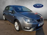USED 2014 14 SEAT IBIZA 1.6 CR TDI FR 5d 104 BHP 0%  FINANCE AVAILABLE ON THIS CAR PLEASE CALL 01204 393 181