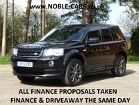2013 LAND ROVER FREELANDER 2.2 SD4 DYNAMIC 5d AUTO 190 BHP £SOLD