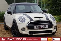 USED 2015 15 MINI HATCH COOPER 2.0 COOPER SD 5d 168 BHP CHILI PACK MEDIA NAVIGATION