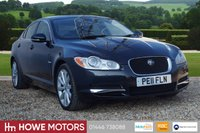 USED 2011 10 JAGUAR XF 3.0 V6 S LUXURY 4d AUTO 275 BHP NAVIGATION LEATHER DAB