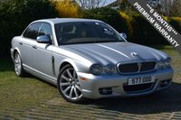 USED 2008 S JAGUAR XJ 2.7 EXECUTIVE V6 4d AUTO 204 BHP