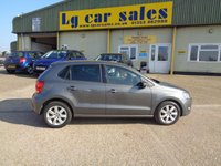 2013 VOLKSWAGEN POLO 1.2 MATCH EDITION 5d 59 BHP £6995.00