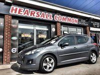 USED 2011 61 PEUGEOT 207 1.6 HDI SW ALLURE 5d 92 BHP