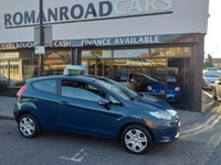 2009 FORD FIESTA 1.2 STYLE 3d 81 BHP £3295.00