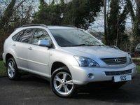 USED 2009 09 LEXUS RX 3.3 400H LIMITED EDITION EXECUTIVE 5d AUTO **HYBRID**4X4**LUXURY**
