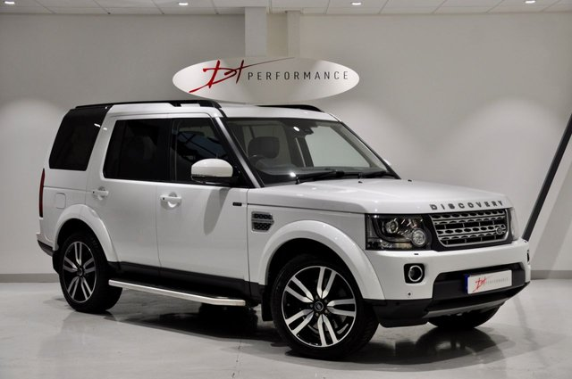 2015 15 LAND ROVER DISCOVERY 4 3.0 SDV6 HSE LUXURY 5d AUTO 255 BHP