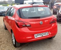 USED 2016 65 VAUXHALL CORSA 1.4 DESIGN 5d 89 BHP 0% Deposit Plans Available even if you Have Poor/Bad Credit or Low Credit Score, APPLY NOW!