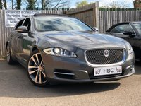 USED 2015 15 JAGUAR XJ 3.0 D V6 PORTFOLIO L 4d AUTO 275 BHP THE HIGHEST SPEC POSSIBLE ++ FREE MINI BREAK WITH THIS CAR