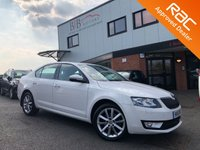 USED 2016 16 SKODA OCTAVIA 1.4 SE L TSI 5d 148 BHP ALLOY WHEELS | FOLDING MIRRORS | PARKING SENSORS | START/STOP | CRUISE CONTROL | HALF LEATHER | USB | AUX | DAB | SAT NAV