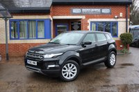 USED 2015 15 LAND ROVER RANGE ROVER EVOQUE 2.2 SD4 PURE TECH 5d AUTO 190 BHP 1 OWNER FULL SERVICE HISTORY!