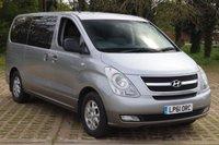 2012 HYUNDAI I800 2.5 STYLE CRDI 5d AUTO 168 BHP £7995.00