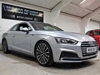 USED 2018 18 AUDI A5 2.0 TDI S LINE 2d 188 BHP