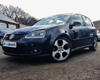 USED 2008 58 VOLKSWAGEN GOLF 2.0 GTI 5d 197 BHP