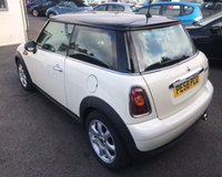USED 2008 58 MINI HATCH COOPER COOPER D 6 Month PREMIUM Cover Warrant - 12 Month MOT (With No Advisories) - Low Rate Finance Packages Available