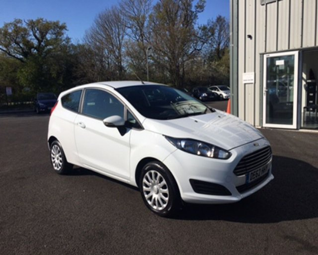 2013 62 FORD FIESTA 1.25 STYLE