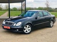 2005 MERCEDES-BENZ E-CLASS 3.0 E320 CDI AVANTGARDE AUTO 222 BHP 4DR  SALOON £SOLD
