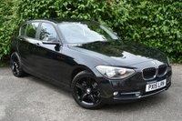 USED 2015 15 BMW 1 SERIES 2.0 116D SPORT 5d 114 BHP COMFORT PACKAGE
