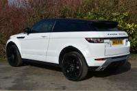 USED 2011 61 LAND ROVER RANGE ROVER EVOQUE DYNAMIC LUX BLACK PACK COUPE DYNAMIC LUX BLACK PACK COUPE