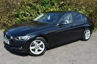 USED 2015 64 BMW 3 SERIES 2.0 320d SE Saloon 4dr Diesel Automatic xDrive (s/s) (125 g/km, 184 bhp) SATNAV OYSTER LEATHER XDRIVE