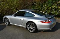 "USED 2008 08 PORSCHE 911 3.6 997 Carrera Coupe 2dr Petrol Manual (266 g/km, 325 bhp) 19"" SPORT DESIGN ALLOYS PASM"