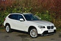 "USED 2011 11 BMW X1 2.0 18d SE SUV 5dr Diesel Manual sDrive (136 g/km, 143 bhp) 18""S COMFORT PACK/ FSH VALUE"