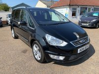 USED 2014 14 FORD GALAXY 2.0 TITANIUM TDCI 5d AUTO 161 BHP ** NOW SOLD ** NOW SOLD **