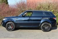 USED 2015 15 LAND ROVER RANGE ROVER SPORT 3.0 SD V6 Autobiography Dynamic SUV 5dr Diesel Automatic 4X4 (s/s) (185 g/km, 306 bhp) MARIANA BLACK FLRSH BLACK PACK