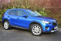 USED 2012 62 MAZDA CX-5 2.0 Sport 5dr Nav LEATHER PETROL BIG SPEC